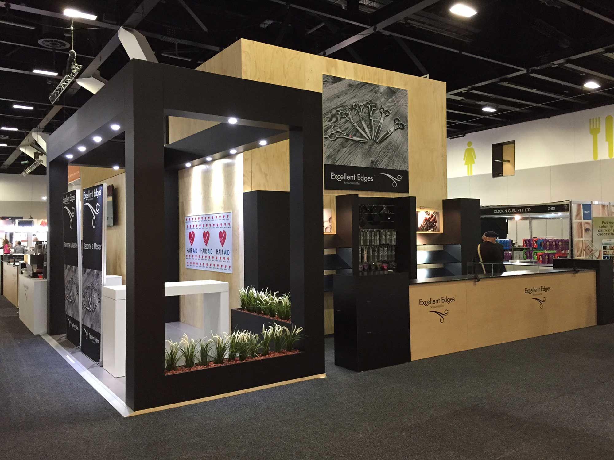 Exhibition Stand Manufacturer : Australian exhibition display stand manufacturer